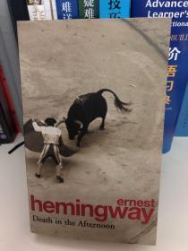 海明威英文原著《死在午后》Hemingway Death in the Afternoon