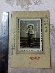 63年老照片----彭璞敬赠