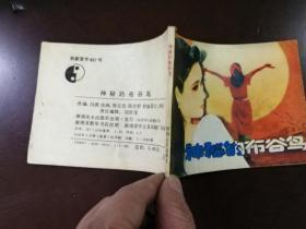 连环画 神秘的布谷鸟 湖南美术出版社