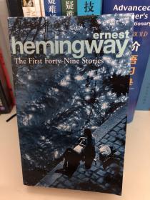 海明威英文原著《The First Forty-Nine Stories》