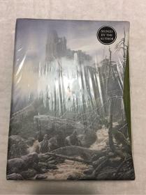 独家绝版现货魔戒霍比特人素描集豪华版艾伦李亲自签名全球限量签名版3000套The Hobbit Sketchbook & The Lord of the Rings Sketchbook Deluxe signed alanlee