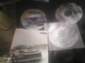 电脑游戏光盘:科林麦克雷拉力赛3(3碟)