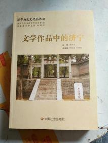 济宁历史文化丛书62:文学作品中的济宁