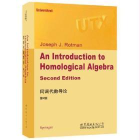 同调代数导论第2版