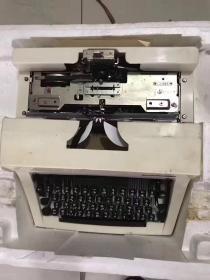 老式蒙文打字机一台