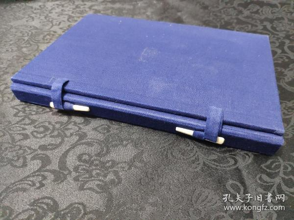 17933民国石印精品《阳宅大全图说》一函四册全!全书加封保护,原封原签俱在,保存完好!