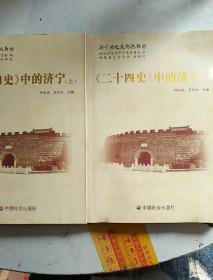 济宁历史文化丛书37:《二十四史》中的济宁 上下册