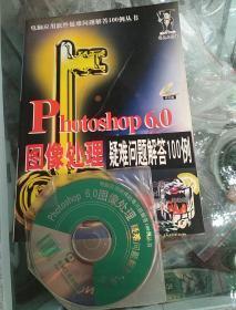 电脑应用软件疑难问题解答100例丛书: Photoshop 6.0 图像处理  疑难问题解答100例