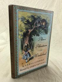 Alices Adventures in Wonderland  爱丽丝梦游仙境