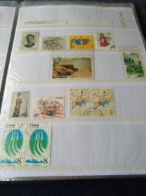 2001一2003年邮票信销票老邮票12张:!p4