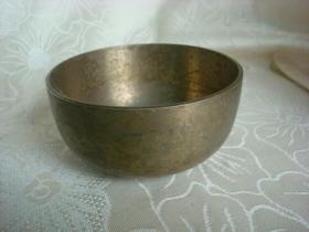 重0.7斤的铜碗或铜钵