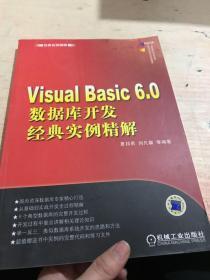 Visual Basic6.0数据库开发经典实例精解