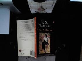 V.S  NAIPAUL  Miguel  Street