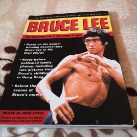 Bruce Lee: Celebrated Life of the Golden Dragon 李小龙画册 金龙的一生