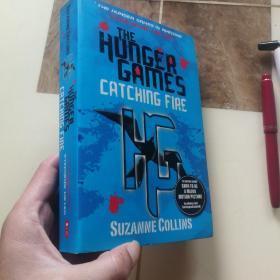 英文原版 the hunger games:catching fire