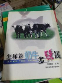 怎样养奶牛多赚钱