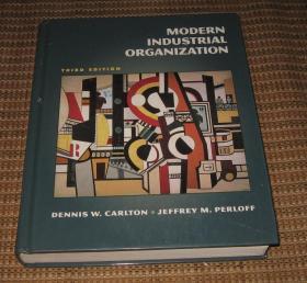 Modern Industrial Organization  third edition 现代产业组织