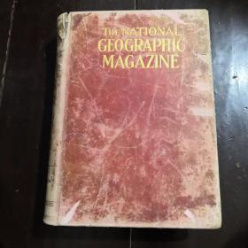 民国旧书 THE NATIONAL GEOGRAPHIC MAGAZINE【美国国家地理杂志】1930年/16开精装