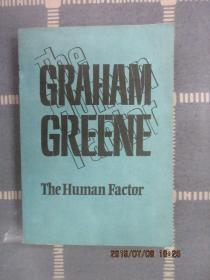 外文书  GRAHAM  GREENE  共338页