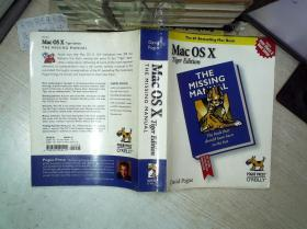 Mac OS X Tiger Edition  麦克OS X老虎版 大16开    02