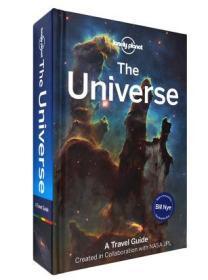 英文原版孤独星球宇宙Lonely Planet The Universe