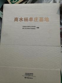 商水杨单庄墓地 (汉墓发掘报告)
