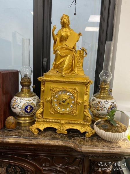十九世纪欧洲座钟