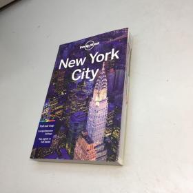 Lonely Planet New York City 【  95品+++ 内页干净 自然旧 多图拍摄 看图下单 收藏佳品】