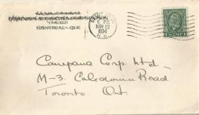 加拿大实寄封6