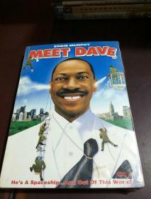 《MEET DAVE》 星船特大号 未拆封DVD