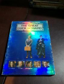 伟大的巴克霍华德DVD