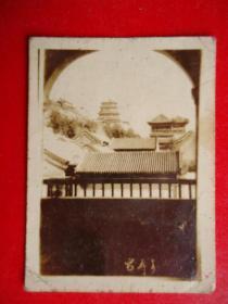 万寿宫(五十年代老照片)