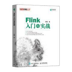 Flink入门与实战 大数据技术原理与应用 Flink大数据项目实战 Flink实时数仓教程 大数据挖掘及应用