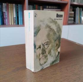 1974年版 Ibsen 易卜生传 作者Michael Meyer签名