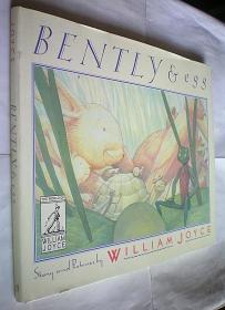 Bently & Egg (The World of William Joyce) (精装大开本原版外文书)