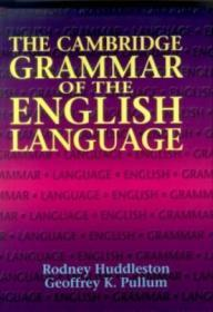 The Cambridge Grammar Of The English Language