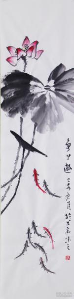 【自写自销】当代艺术家协会副主席王丞手绘!!争上游19219