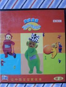 VCD      1碟       天线宝宝