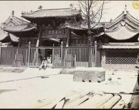 1900年八国联军洗劫下的天津老照片14张吋5的hw