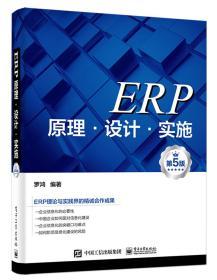 ERP原理·设计·实施 第5版