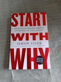 Start with Why:How Great Leaders Inspire Everyone to Take Action