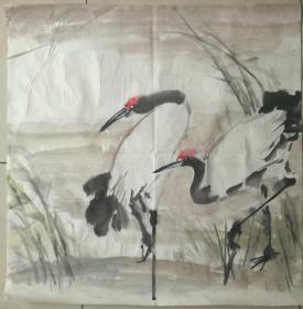 鲁北人-文涛老师国画作品出售