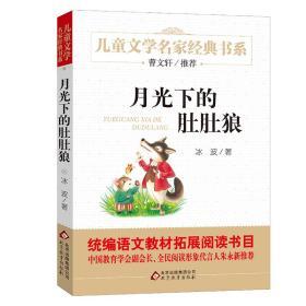 月光下的肚肚狼曹文轩推荐儿童文学经典书系