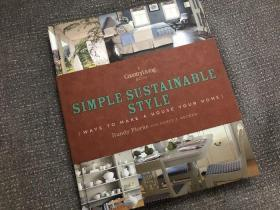 Country Living Simple Sustainable Style简约家居装饰