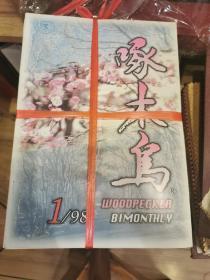 啄木鸟杂志 1996-2005年10年全共96期合售480元