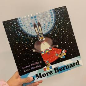 2019年绘本新作 Be More Bernard