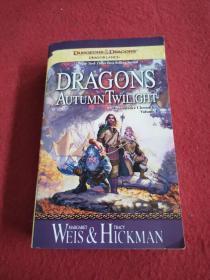 Dragons of Autumn Twilight:Dragonlance Chronicles, Volume I
