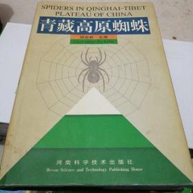 青藏高原蜘蛛(精装)