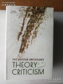 现货 The Norton Anthology of Theory and Criticism 3e