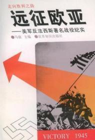 远征欧亚——美军反法西斯著名战役纪实